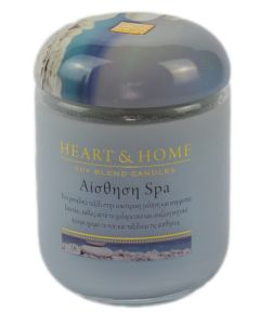 HEART AND HOME ΚΕΡΙ ΣΕ ΒΑΖΟ ΑΙΣΘΗΣΗ SPA